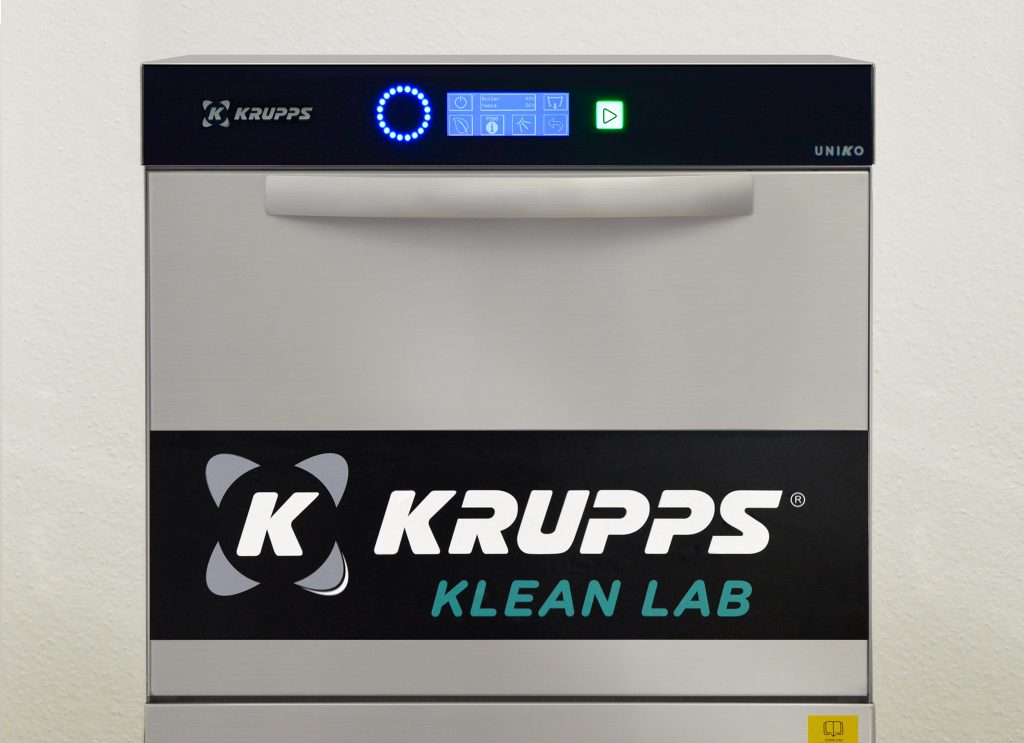 KLEAN LAB label