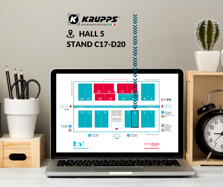Mappa Host 2021 Krupps